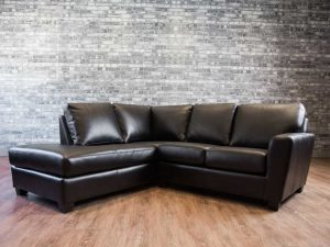 bolton leather sectionals