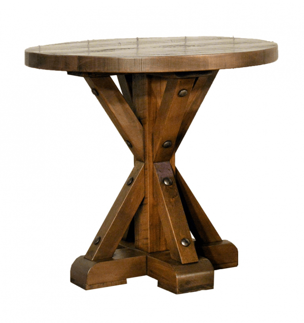 Pioneer End table
