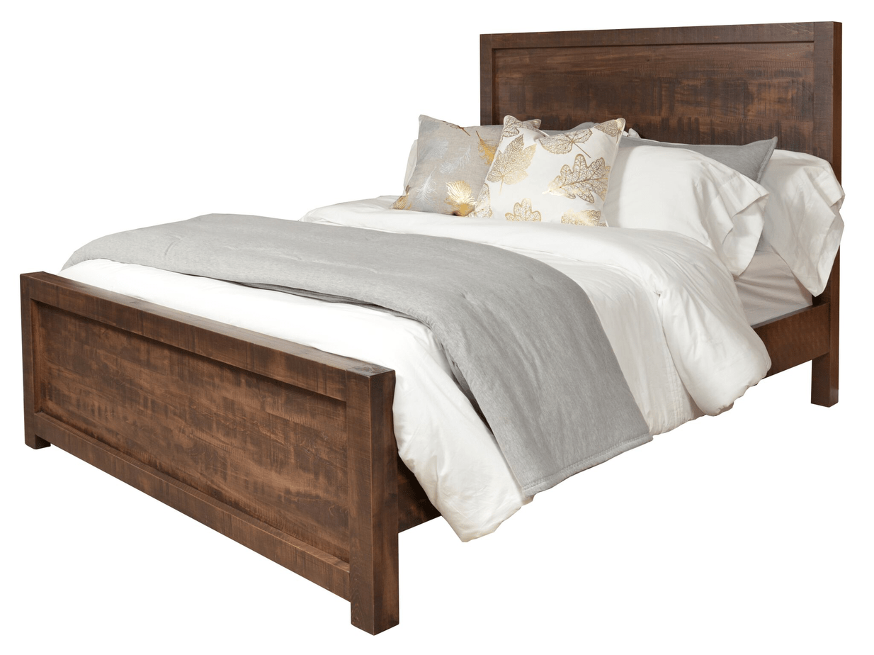 Rustic Tundra Bedroom Suite Canada S Boss Leather Sofas And Furniture