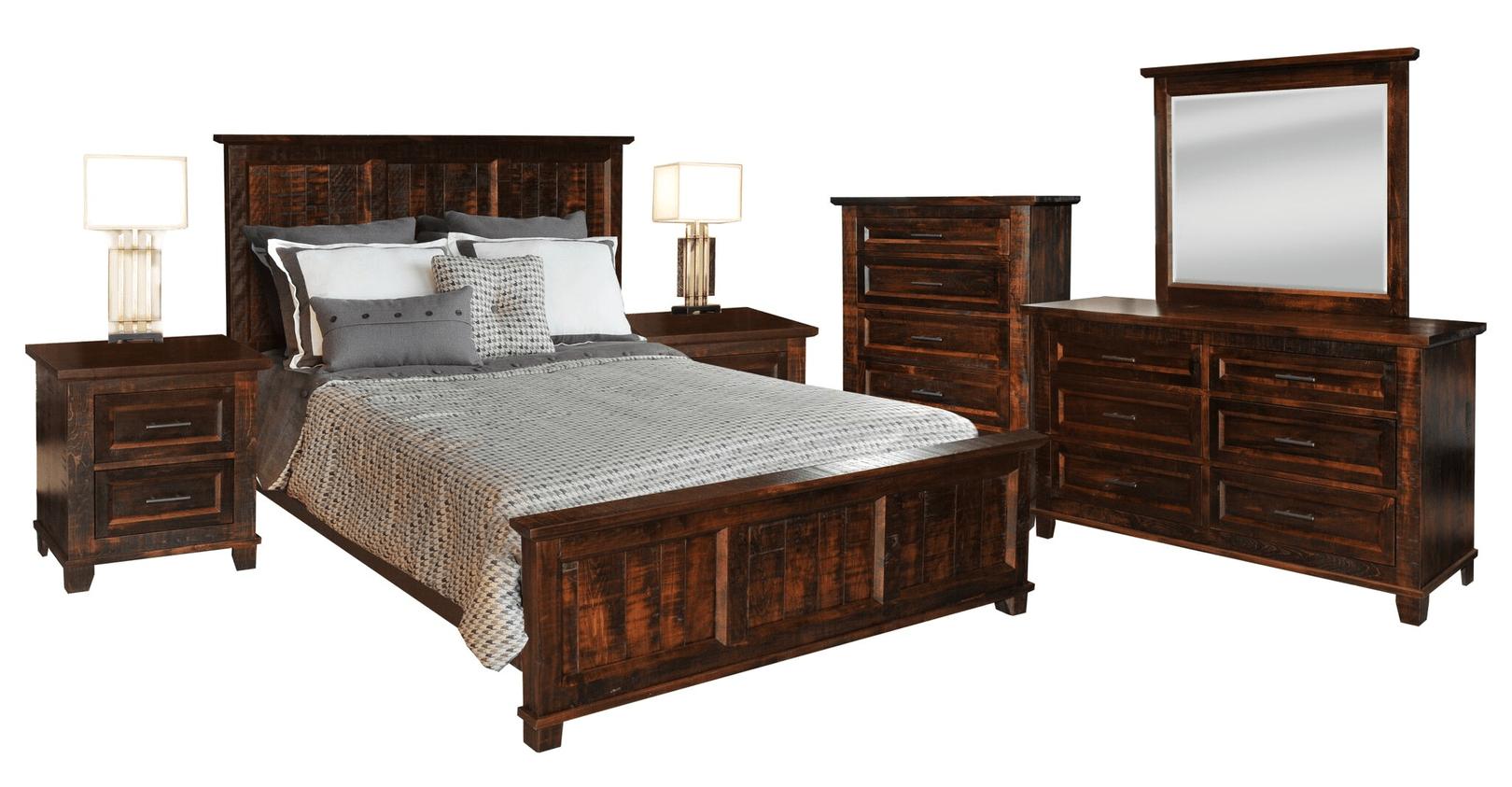 rustic algora bedroom suite canada s boss leather sofas