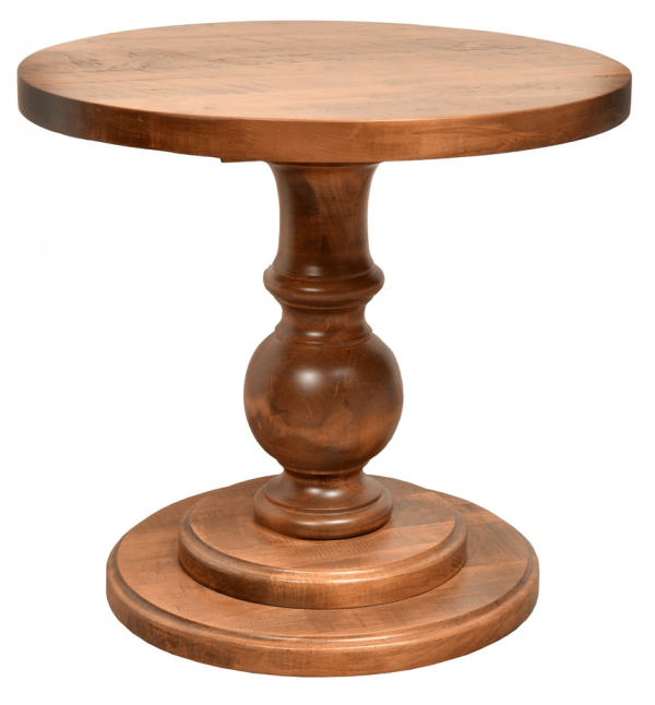 Chess Piece end table