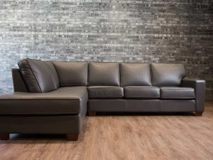 mesa leather sectionals