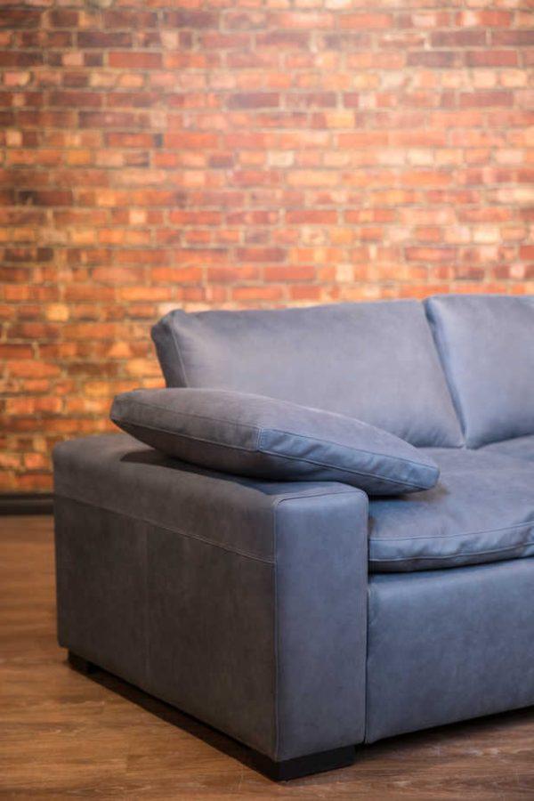 dream cloud leather sofa