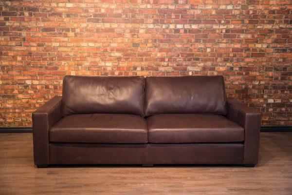 Maximilla Leather sofa
