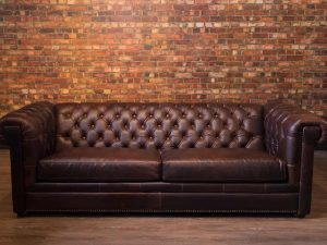 King richard leather sofas