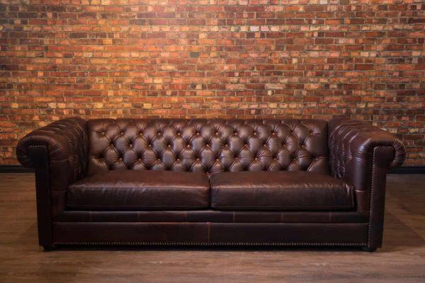 King richard leather sofas