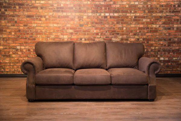 The Buffalo Bill leather Sofa
