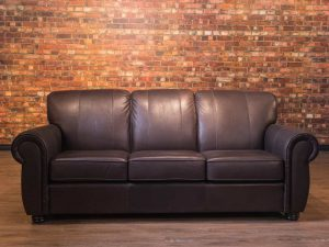 The Canyon Leather sofa