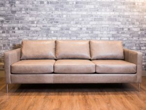 Luca leather sofa