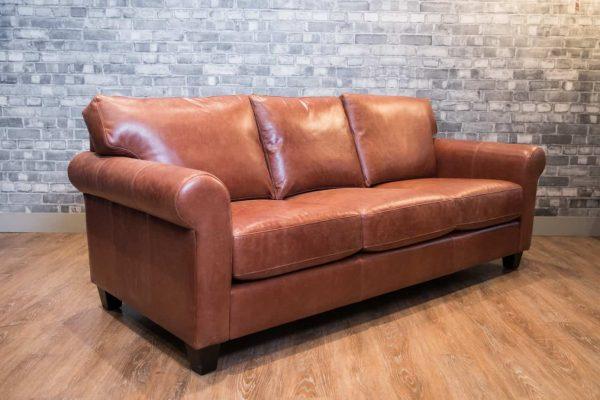 the cinque terra leather sofa