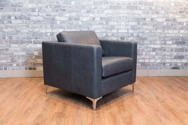 Trento Leather Chair