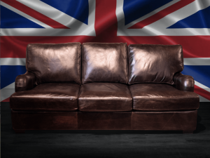 big ben leather sofa