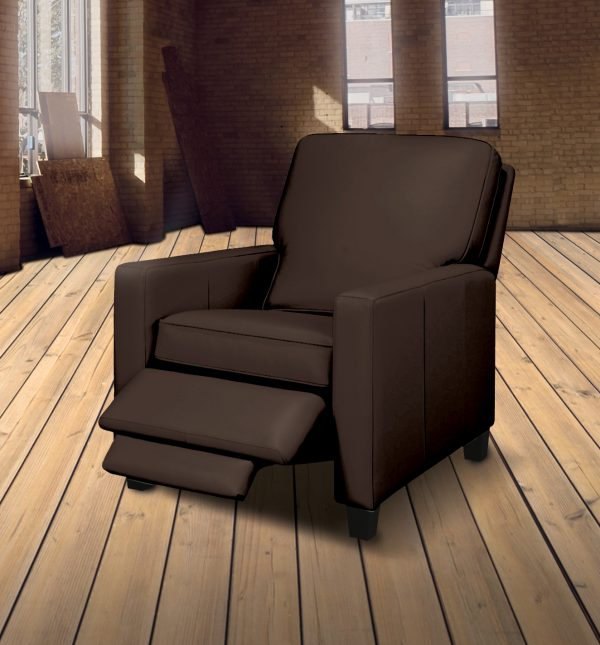 antonio leather reclining chair