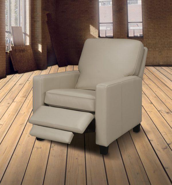 antonio reclining leather chair