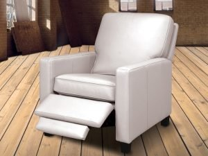 antonio leather reclining chair