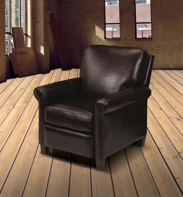 chicago reclining leather chairs