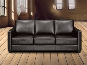 crosby leather sofas