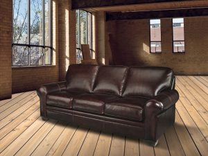 rebecca leather sofas