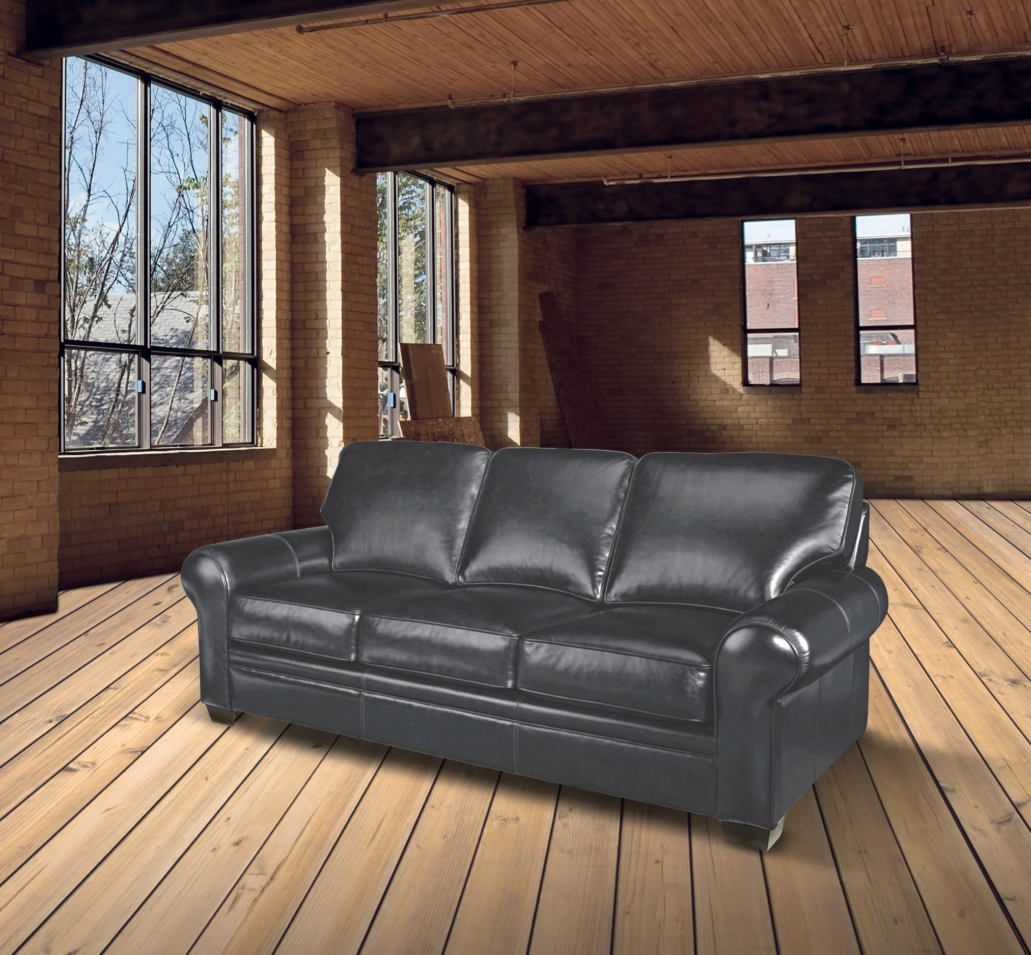 Leather Furniture Company: Rebecca Sofa Factory Super Special