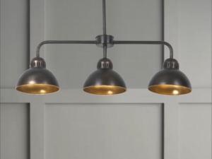triple pendant light
