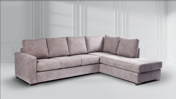 Abby Road fabric sectional