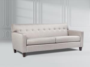 semplici fabric sofas