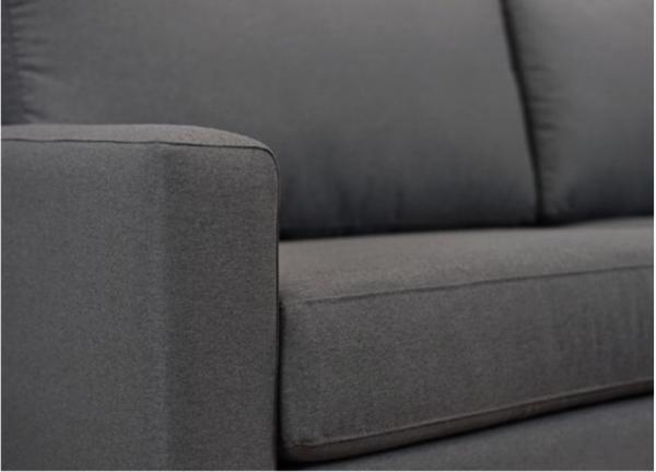 quatro pede fabric sofas