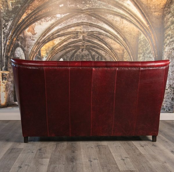 aficionado tall back leather sofas