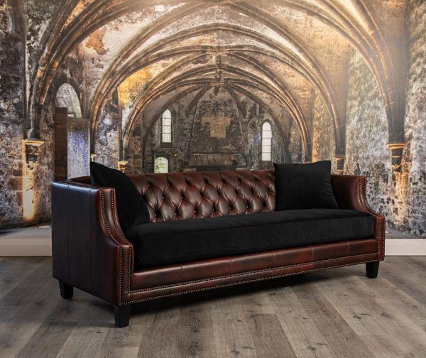 essex leather sofas