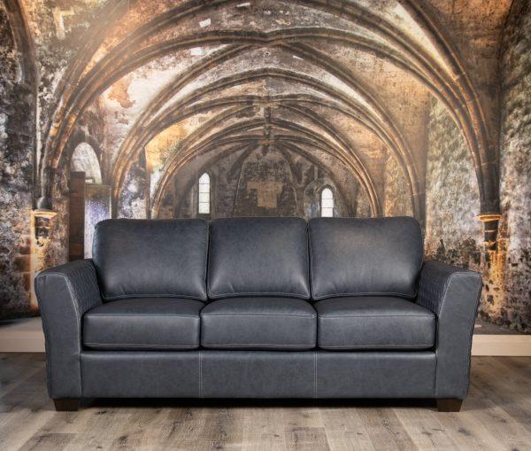 quintessence leather sofa beds