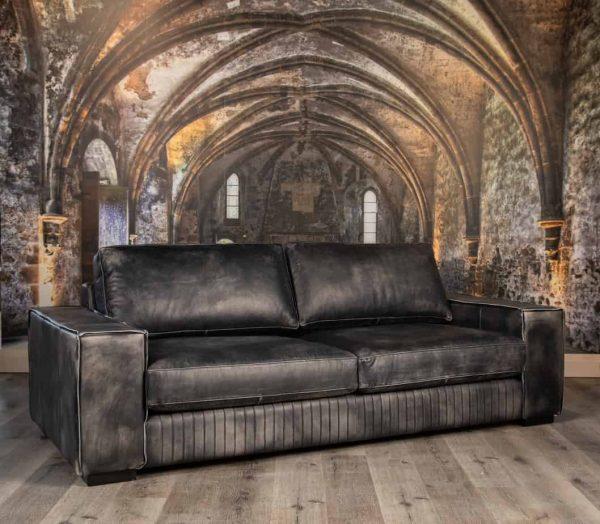 Rebel leather sofas