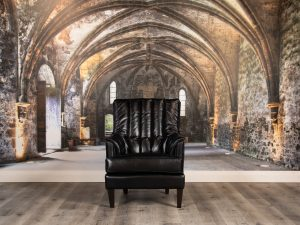 Duke of Earl leather chairs