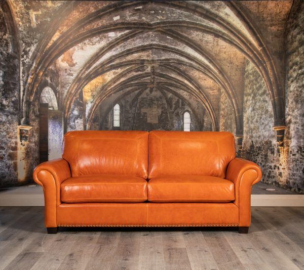 Vita Bella leather sofas