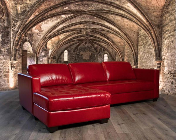 leather sofas chaise
