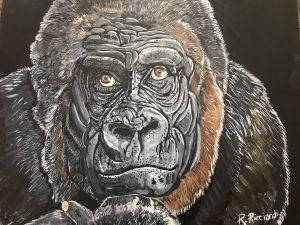 gorilla intellect