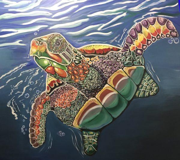 phycodelic turtle