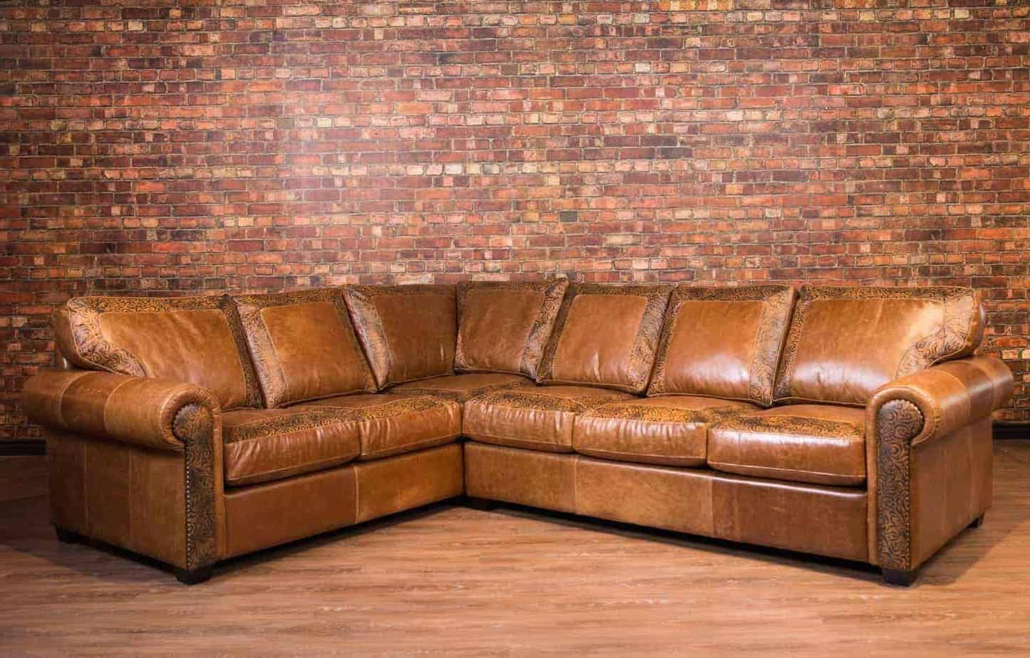 old west sectional