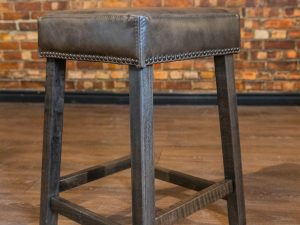 leather barstools