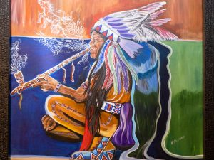 Indian Spirit Smoke
