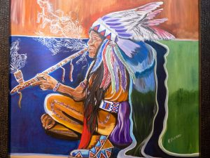Indian Spirit Smoke