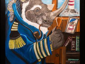Rhino Captain & First Mate