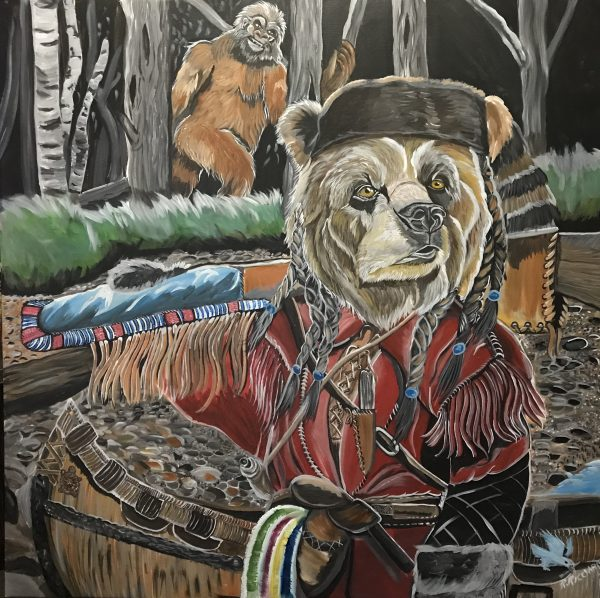 bear tracker