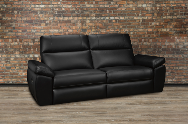 leather recliner Nathan recliner