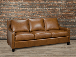 grand santana leather sofas