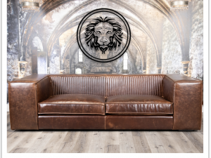 vezina leather sofa