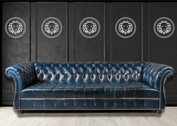 casa bergamo leather sofa