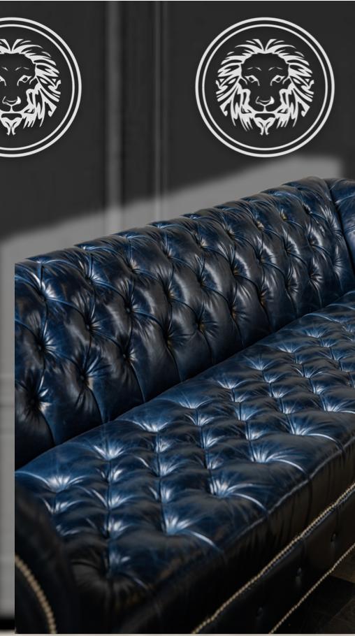 casa bergamo leather sofas