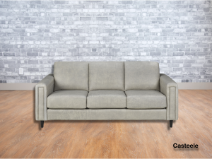 Castele leather sofa