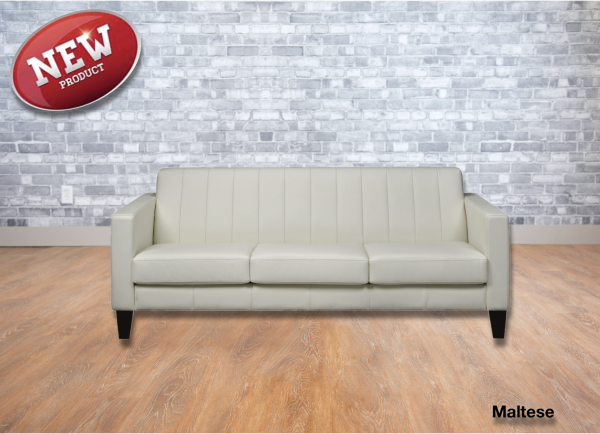 maltese leather sofa