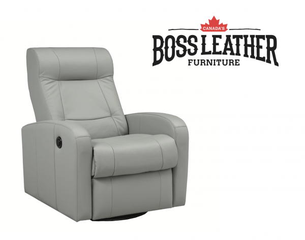 leather reclining chairs